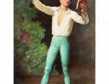 """""""Portrait, Thespian"""""""