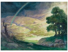 """Landscape, Rainbow"""