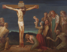 """The Crucifixion"""