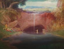 """""""Romantic Landscape"""""""