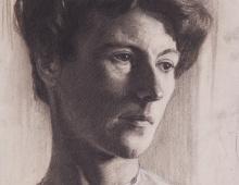 Portrait, Lena