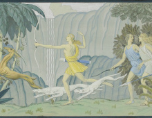 """Hunt of Diana I"""