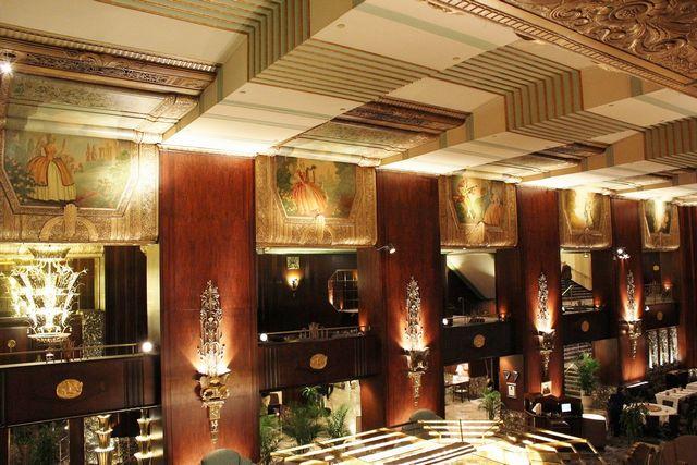 Netherland Plaza Hotel Amp Carew Tower Cincinnati Oh