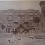 Courtyard 1920's