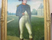 Napoleon portrait sets new Grell auction record