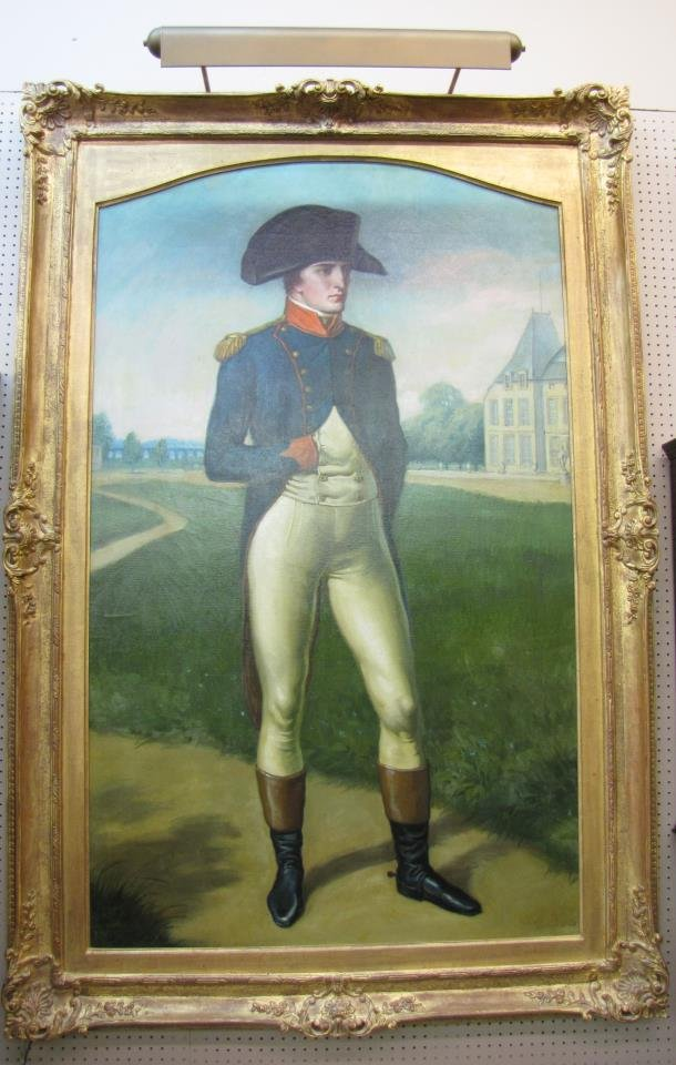 Napoleon by Louis Grell