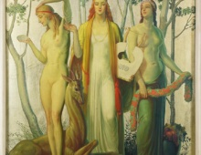 The Three Muses, 1934