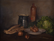 Still Life, Vegetables