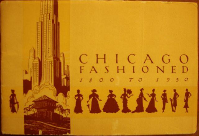 Chicago Fashioned: Grell Fashion Illustrations