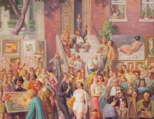 Old Town Art Fair