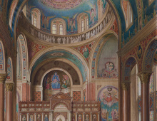 Ohio Greek Orthodox church design
