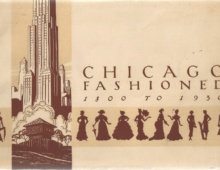 Chicago Fashioned, 1930