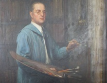 Self Portrait c1944