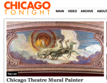 WTTW Chicago, channel 11, Chicago Tonight, January 27th @ 7 PM