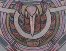 Four Toucans